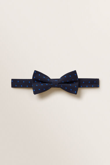 Boat Bow Tie  MIDNIGHT BLUE  hi-res