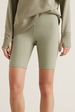 Basic Bike Short  WASHED OLIVE  hi-res