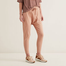Harem Trackpant  ROSE BLUSH  hi-res