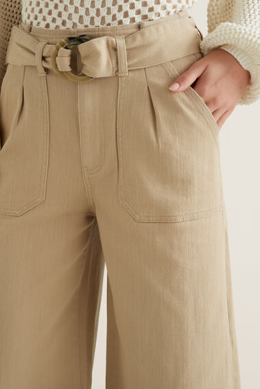 Drill D-Ring Pant  QUICKSAND  hi-res
