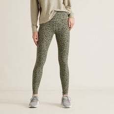 Animal Print Legging  ANIMAL  hi-res