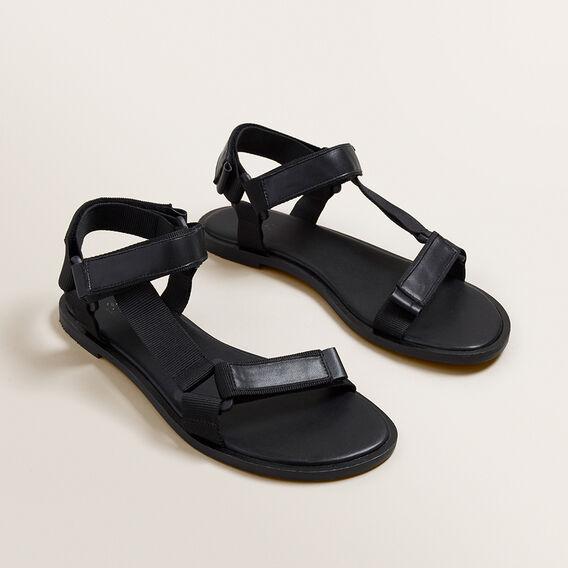 Minni Strap Sandal  BLACK  hi-res