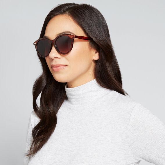 Amanda Round Sunglasses  TORT  hi-res