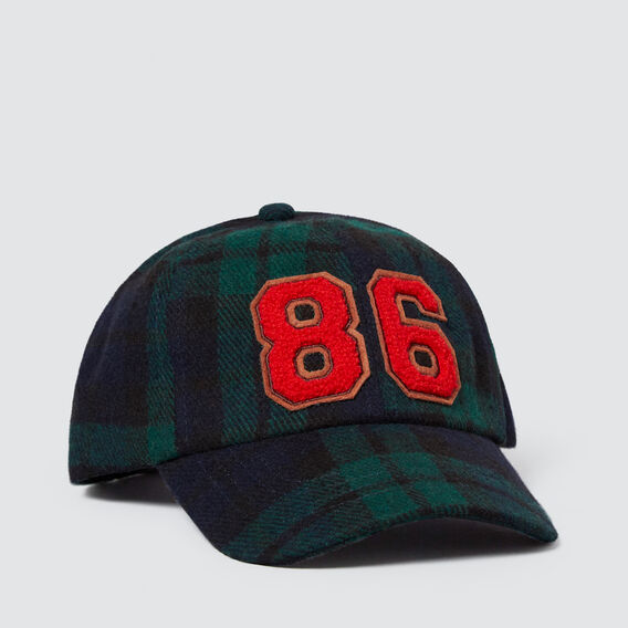 Flannel Cap  MULTI  hi-res