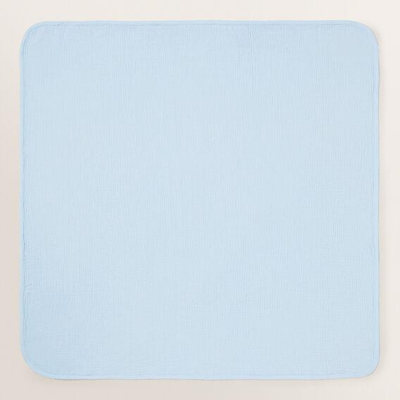 Muslin Wrap  POWDER BLUE  hi-res