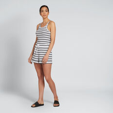 Rib Short  BLACK STRIPE  hi-res