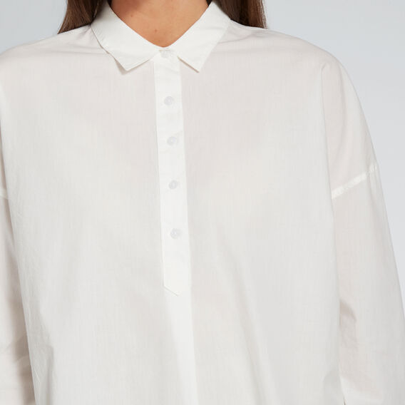 Classic Shirt  WHISPER WHITE  hi-res