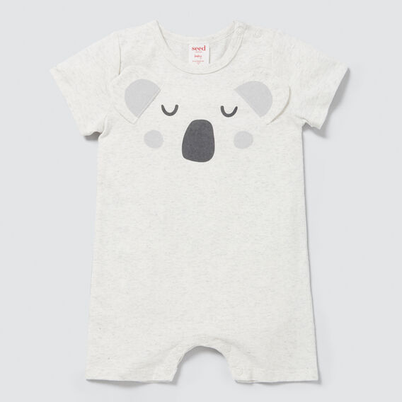 Novelty Koala Jumpsuit  ICY MARLE  hi-res