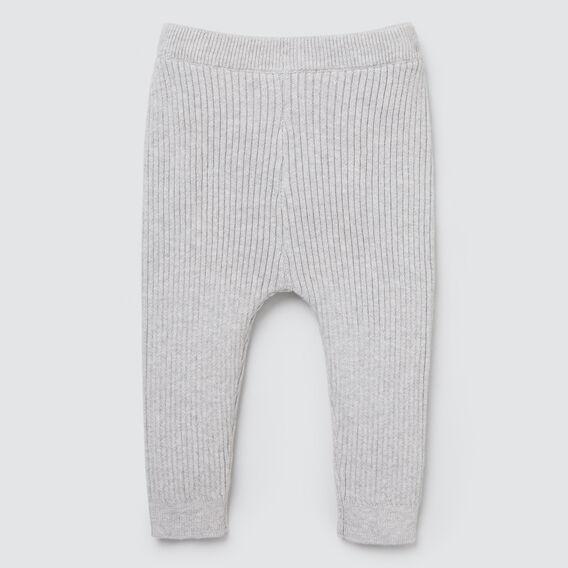 Rib Knit Legging  CLOUD  hi-res