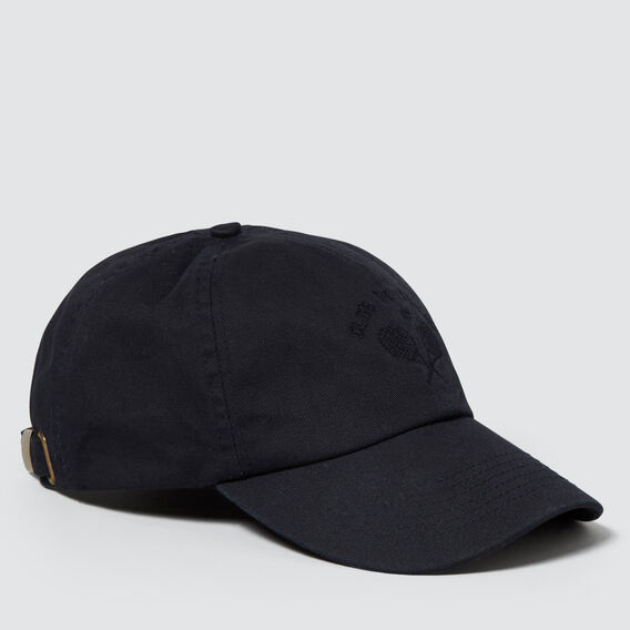 Tennis Cap  NAVY  hi-res