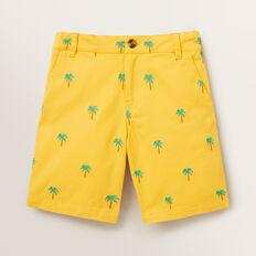 Palm Chino Short  MARIGOLD  hi-res