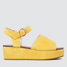 Eva Flatform  YELLOW  hi-res