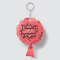 Whoopee Cushion Key Chain  RED  hi-res