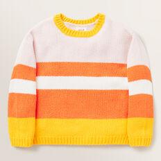 Multi Stripe Sweater  MULTI  hi-res