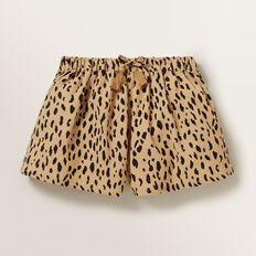 Ocelot Crinkle Shorts  OCELOT  hi-res