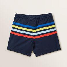Stripe Boardshorts  MIDNIGHT BLUE  hi-res