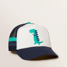 Dino Cap  APPLE GREEN  hi-res