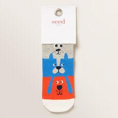 Stack-A-Dog Sock  MULTI  hi-res