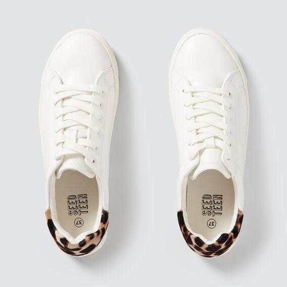 Ocelot Back Sneaker  WHITE  hi-res