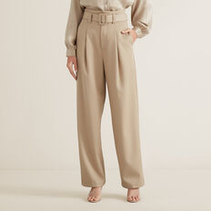 Twill Trouser  NEUTRAL BEIGE  hi-res