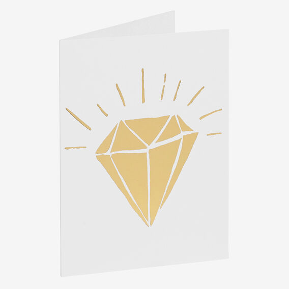 Small Greeting Card  DIAMOND  hi-res