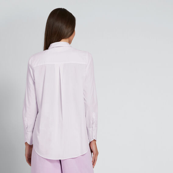 Oversized Shirt  LAVENDER  hi-res