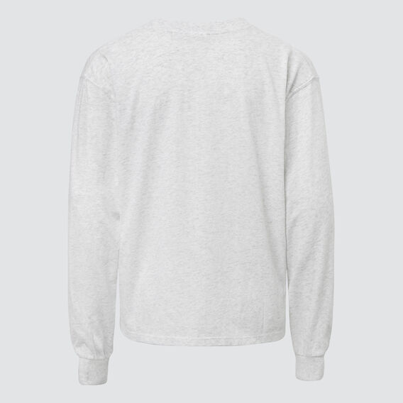 Basic Long Sleeve Tee  QUARTZ MARLE  hi-res