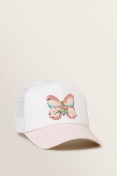 Butterfly Cap  MULTI  hi-res