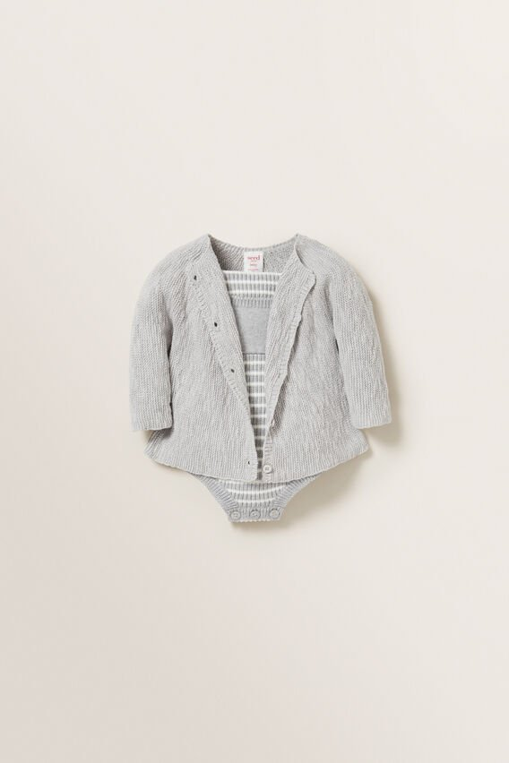 Knitted Romper  BIRCH MARLE  hi-res
