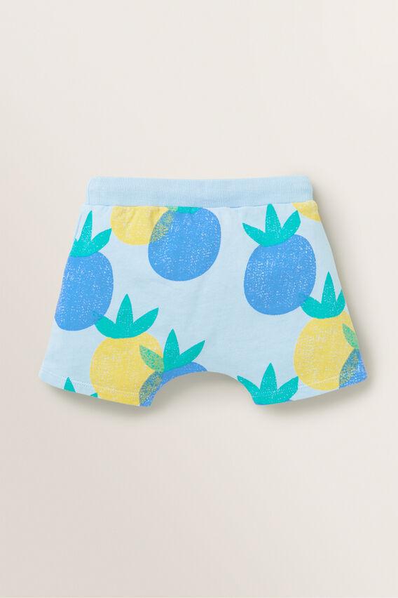 Pineapple Shorts  NORDIC BLUE  hi-res