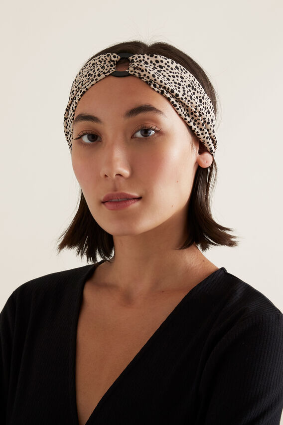 Soft Headband  ANIMAL  hi-res
