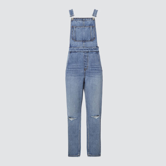 Classic Overall  VINTAGE WASH  hi-res