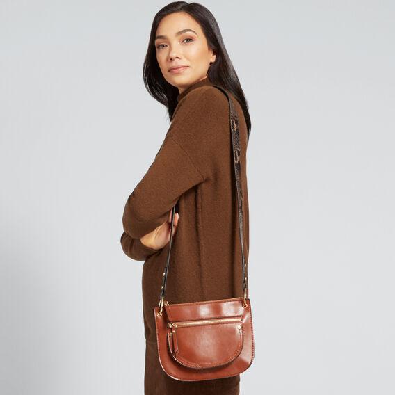 Zip Pocket Sling  TAN  hi-res