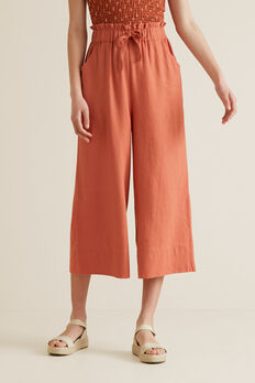 Linen Pants  DESERT  hi-res