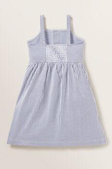 Stripe Pocket Dress  NAVY STRIPE  hi-res