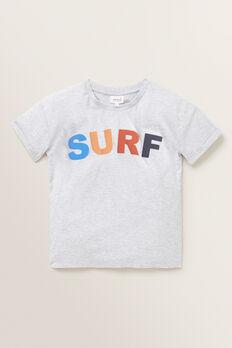 Surf Swim Tee  CLOUDY MARLE  hi-res