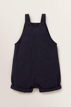 Linen Overall  MIDNIGHT BLUE  hi-res