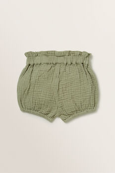 Cheesecloth Short  PALE KHAKI  hi-res