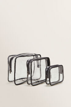3 Pack Travel Set  CLEAR  hi-res