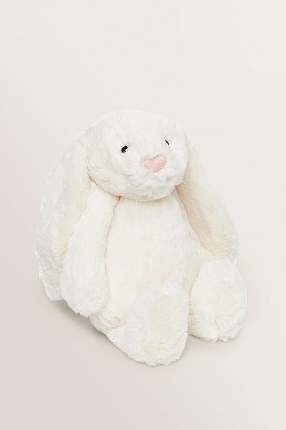 Jellycat Medium Bashful Bunny  CREAM  hi-res