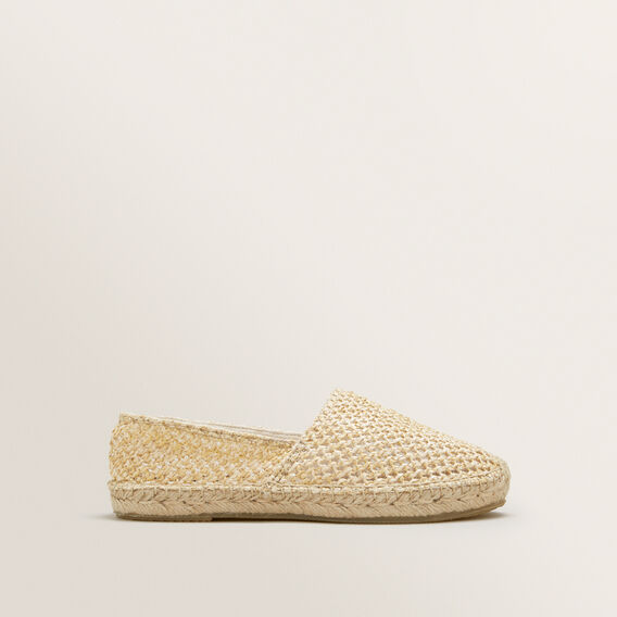 Abby Espadrille   NATURAL  hi-res