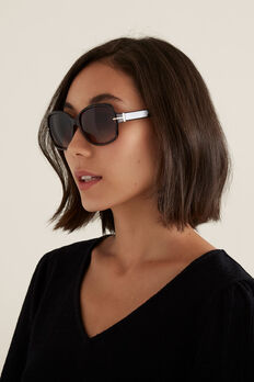 Aimee D-Frame Sunglasses  ANIMAL  hi-res