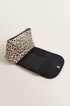 Fold Makeup Bag  OCELOT  hi-res