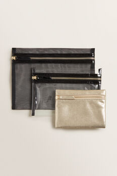 Trio Pouch Set  MULTI  hi-res