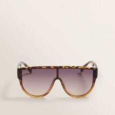 Diana Flat Top Sunglasses  OMBRE TORT  hi-res