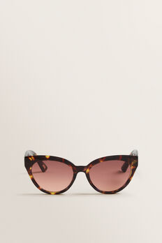 Nikki Cat Eye Sunglasses  TORT  hi-res