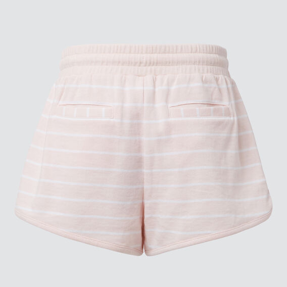 Stripe Short  PEACH BLOSSOM STRIPE  hi-res