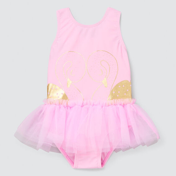 Swan Tutu Bather  ICE PINK  hi-res