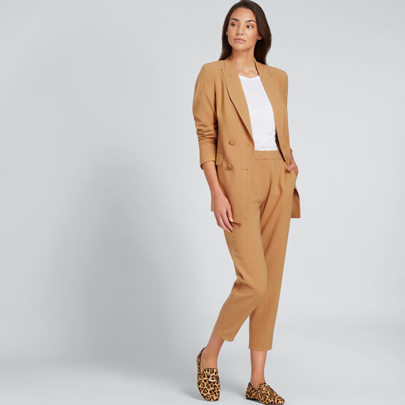 Soft Blazer  GOLDEN TAN  hi-res