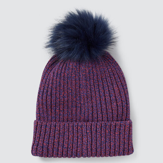 Speckle Knit Beanie  MIDNIGHT  hi-res